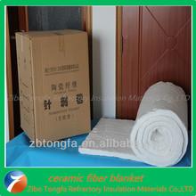 heat insulation ceramic fiber blanket for metallurgical industry