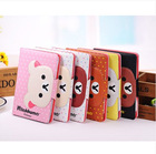 2014New arrival candy color cartoon phone case for ipad mini