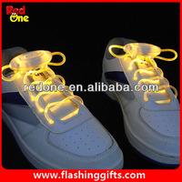 wholesale purple glowing led shoelaces for dance party show
