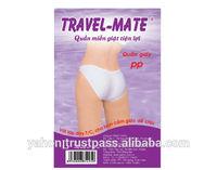 Disposable panties - female (multi size)