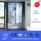HS-SR005 Luxurious steam shower enclosure,steam bathtub and shower steam rooms