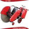 efficient 180-400MM electric/gasoline walk behind concrete cutter machine for sale