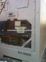 carrier compressor 40fcl used reefer unit