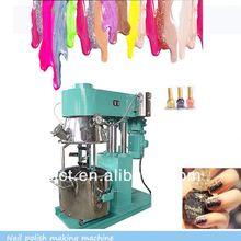 Agrietada esmalte de uñas / uña barniz que hace la máquina