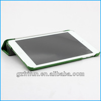 green folding best image case for ipad mini tablet case
