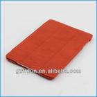 reddish orange 3 folding customize mini case