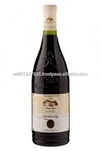 Merlot red dry wine 1.20eur/bott.
