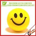 شعار ترويجي الطباعة رخيصة الكرة الإجهاد مبتسم الوجه