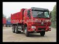 10- tekerlek Sinotruck damperli kamyon, çin yapılan
