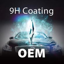 nano ceramic car coating OEM 9H super hydrophobic in Japan