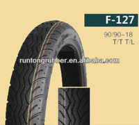 Hot sale kenda quality Motorcycle tire 90/90-18 made in china