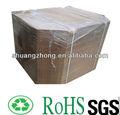 Papel kraft marrón de deslizamiento hojas/deslizamiento luz del panel de papel para los contenedores