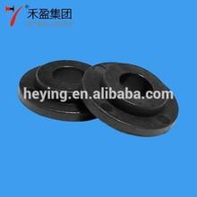 Heying high quality plastic isolated insulation pad, plastic machine leg U-3.5A