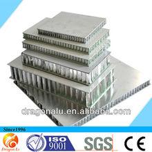 well wind resistant aluminum composite sign board aluminum honeycomb panel