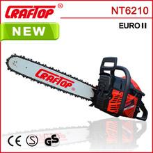 62cc 2.9kw motosierra chainsaw for sale