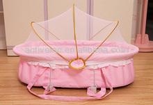 Durable baby cradle
