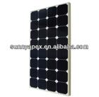 100W Back-Contact SunPower Solar Panel
