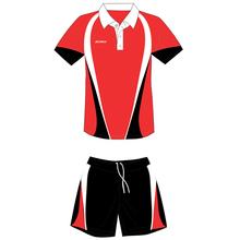 high quality OEM custom rugby polo shirts