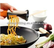 vegetable fruit spiral slicer/vegetable spiralizer