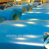 ISO90010.33*1250MM Z80 color coated galvanized iron sheet export for ukraine