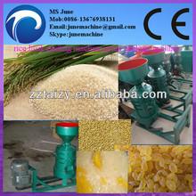 Домашнего использования зерна пилинг машины / маленькая модель зерна пилинг машины ( скайп : junemachine )
