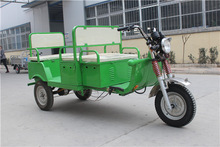 trike motorcycle/three wheel trike/brushless electric passenger trike
