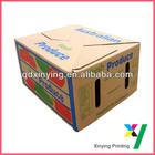 Ecofriendly Customized Fruit Packaging Box