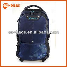polyester school backpack for middle school oem design