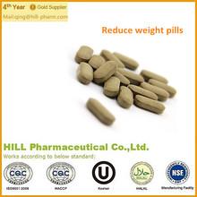 Reduce weight pills
