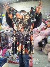 abbigliamento usato americano per la vendita