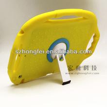 2013 newset design Convenient cute soft lots cheap silicone case for ipad Air