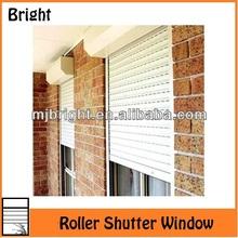 roller shutter for interior shutters for closet