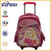 Popular toy cute kids trolley school bag