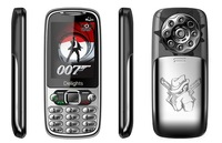 Model Q007 Black Smartphone MTK 6260M GSM Bluetooth FM MP3 MP4 China Cheap Phone Celular Moviles Chinos Low Price Phone!