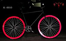 2014!!!700C colorful fixie fixed gear bike single speed fixie bikes