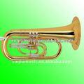 Oro laca Marching bombardino / banda de marcha de instrumentos musicales