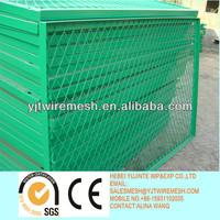 Anping China Professional Galvanized Livestock Metal fence panel supplier