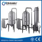 WZD condensed milk evaporator