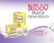 Blesso Peach Bleach Cream