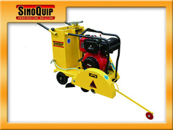 Manual Push Portable Small Type Diesel Concrete Cutter Powered By 10HP Diesel Engine Model SCT-2