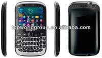 Model Q16 Black MTK6252 Smartphone Analog TV Dual Sim Cards Dual Standby Celular Moviles Chinos Alibaba China Phone!