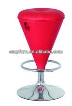 PU leather bar chair, bar stools, adjustable chair