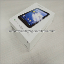 Packaging cell phones, smart phones packing box, box factory direct sale