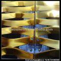 توسيع معدن الألومنيوم الحائط الساتر/ الحائط الساتر معدنية معدنية الموسع