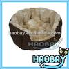 Plush Fleece Soft Pet Beds