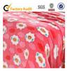 100% polyester cute sheep printed polar fleece fabric
