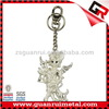 Popular Best-Selling silver keychain