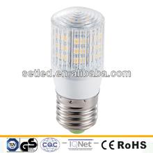 230V Plastic 3W E27 E14 3528 SMD High quality 360degree Corn LED Light Bulb