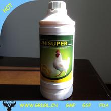 Liquid vitamin E Selenium for animal nutrition