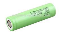 li -ion icr18650 -30B 3000mah 3.7v with original cell for Samsung